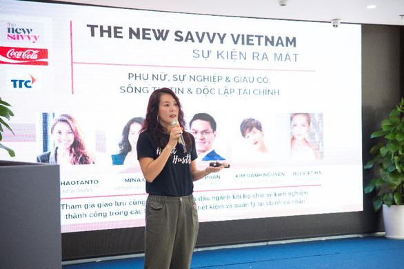 The New Savvy Vietnam chính thức ra mắt - Ảnh 1.