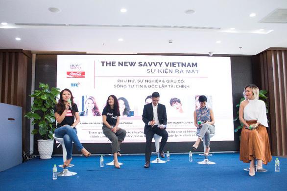 The New Savvy Vietnam chính thức ra mắt - Ảnh 2.