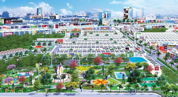 Ba vòng tiện ích hoàn hảo của Hana Garden Mall - Ảnh 1.