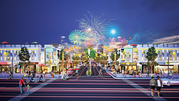 Ba vòng tiện ích hoàn hảo của Hana Garden Mall - Ảnh 2.