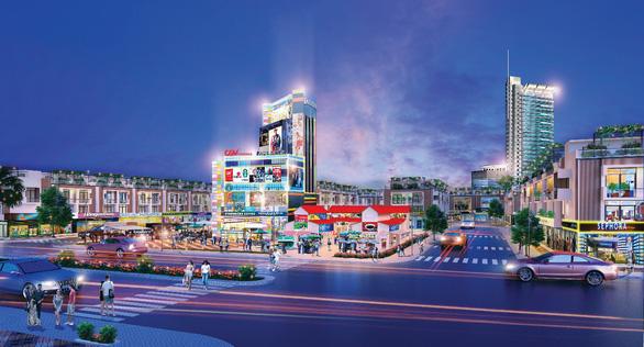 Ba vòng tiện ích hoàn hảo của Hana Garden Mall - Ảnh 3.