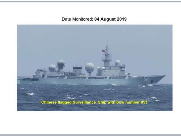 Philippines chính thức phản đối tàu chiến Trung Quốc xâm phạm EEZ - Ảnh 2.