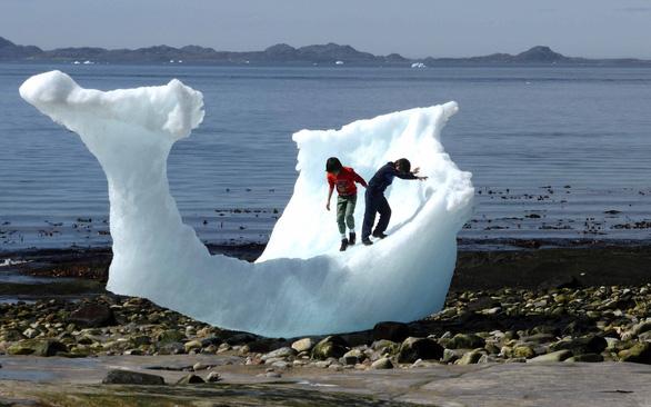Vì sao ông Trump muốn có Greenland? - Ảnh 1.