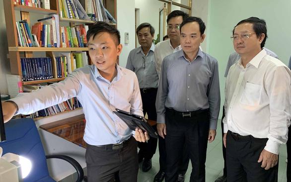Để TP.HCM trở thành trung tâm đào tạo nhân lực quốc tế - Ảnh 3.