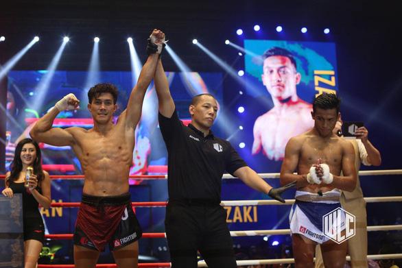 Thua giải Muay thế giới, võ sĩ Nguyễn Trần Duy Nhất thắng ở giải chuyên nghiệp - Ảnh 4.