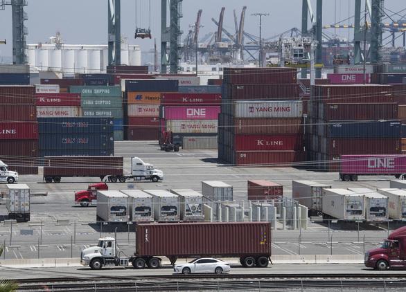 Trung Quốc để mất vị trí đối tác thương mại số 1 của Mỹ - Ảnh 1.