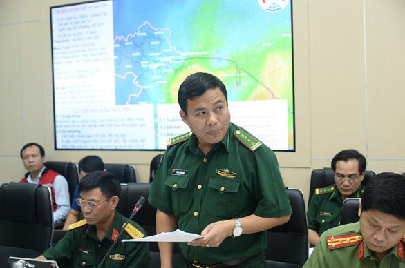 14 tàu cá Quảng Bình bị mất liên lạc khi vào trú bão bên Trung Quốc - Ảnh 1.