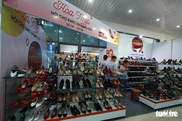 Hội chợ ở Đà Nẵng quy tụ nhiều doanh nghiệp quốc tế - Ảnh 5.