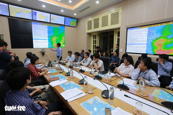 Chiều tối nay bão số 3 vào đất liền Quảng Ninh - Thái Bình - Ảnh 2.