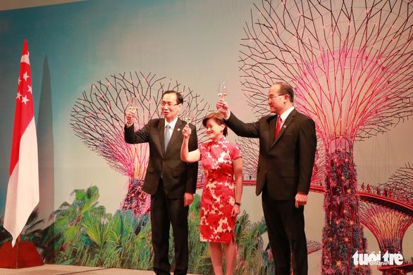 Singapore kêu gọi doanh nghiệp Việt đầu tư vào điện mặt trời nổi - Ảnh 3.