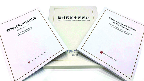 Sách trắng quốc phòng Trung Quốc nói gì về an ninh khu vực?  - Ảnh 1.