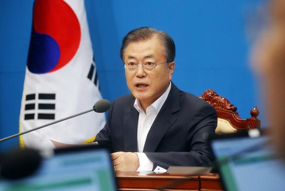 Tổng thống Moon Jae In nổi giận: Hàn Quốc sẽ không bị Nhật Bản đánh bại lần nữa - Ảnh 1.