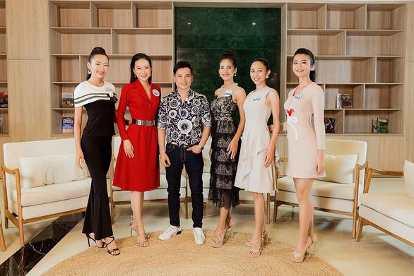 Công bố top 8 Người đẹp truyền thông Miss World Vietnam 2019 - Ảnh 2.