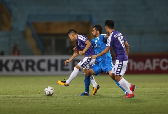 Quang Hải lập cú đúp, Hà Nội thắng Altyn Asyr ở bán kết liên khu vực AFC Cup 2019 - Ảnh 3.