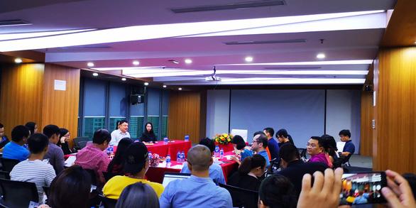 Đầu tư 1.200 tỉ làm mạng xã hội Lotus của người Việt - Ảnh 1.