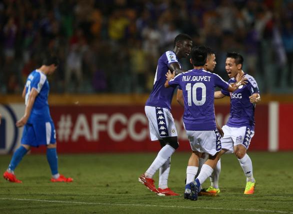 Quang Hải lập cú đúp, Hà Nội thắng Altyn Asyr ở bán kết liên khu vực AFC Cup 2019 - Ảnh 1.