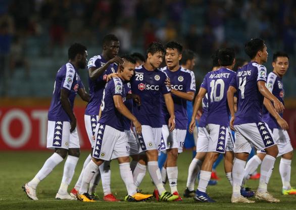 Việt Nam vượt mặt Malaysia trên bảng xếp hạng các giải vô địch quốc gia tại châu Á - Ảnh 1.