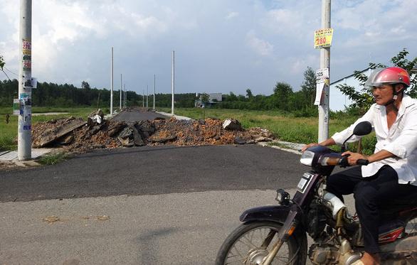 Sự thật đất rao bán cửa ngõ sân bay Long Thành  - Ảnh 1.