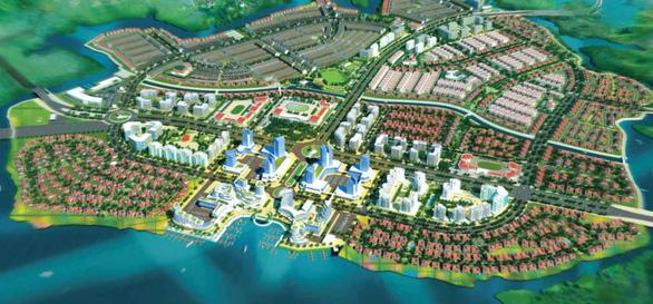 Đề nghị sớm kết luận thanh tra khu đô thị sinh thái kinh tế mở Long Hưng - Ảnh 2.