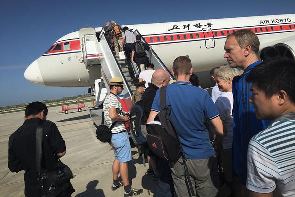 Triều Tiên đẩy mạnh hoạt động thu hút khách du lịch châu Âu - Ảnh 1.