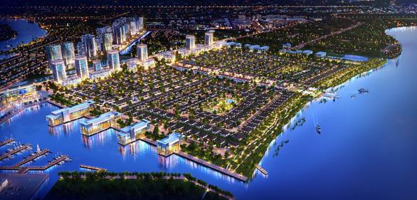 Bốn lợi thế nổi bật của thành phố bên sông Waterpoint - Ảnh 1.