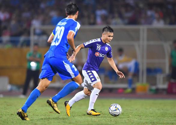 HLV Alty Asyr: Chúng tôi sẽ kèm chặt Quang Hải ở trận lượt về - Ảnh 1.