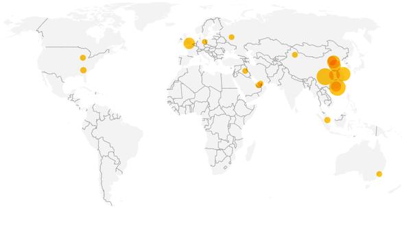 Thành phố nào camera giám sát nhiều nhất thế giới? - Ảnh 2.