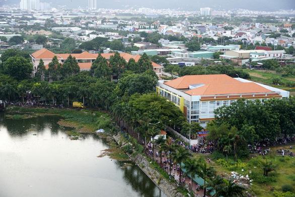 Dân phản đối điều chỉnh quy hoạch đất công viên thành tái định cư - Ảnh 3.