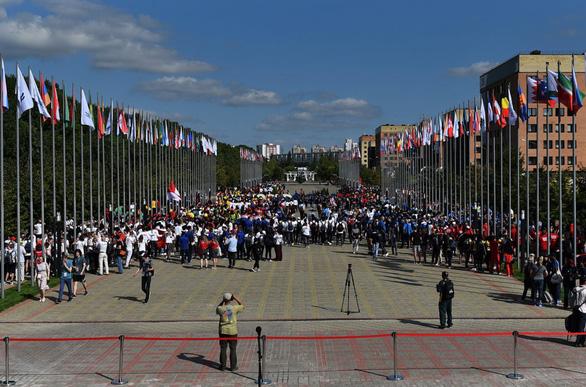 Khai trương làng WorldSkills, phục vụ kỳ thi tay nghề thế giới 2019 - Ảnh 2.