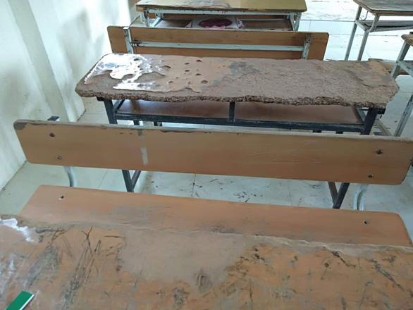 Năm học mới, hàng ngàn học sinh vùng cao Thanh Hóa thiếu bàn ghế  - Ảnh 4.