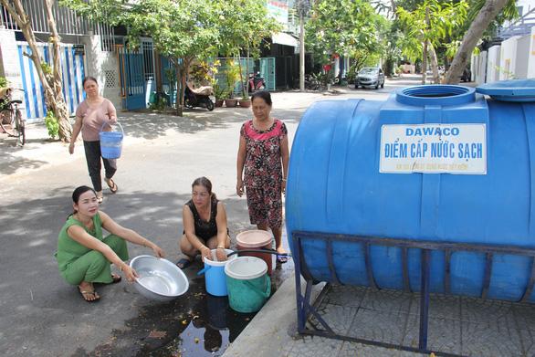 Thủy điện dừng phát để lấy nước cứu khát cho Đà Nẵng - Ảnh 4.