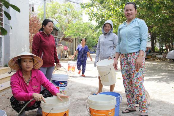 Thủy điện dừng phát để lấy nước cứu khát cho Đà Nẵng - Ảnh 1.