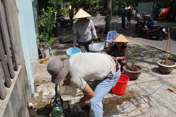 Thủy điện dừng phát để lấy nước cứu khát cho Đà Nẵng - Ảnh 6.