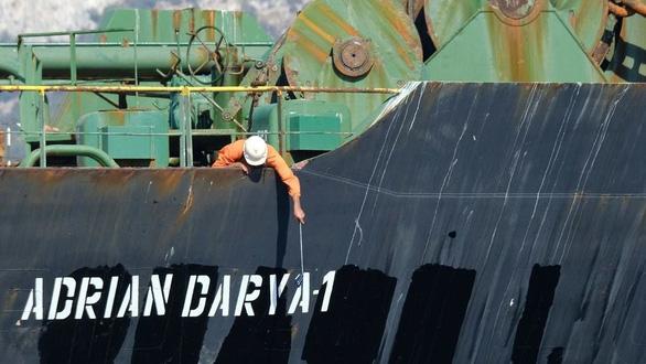 Mỹ treo thưởng hàng triệu USD để bắt tàu dầu Iran - Ảnh 1.