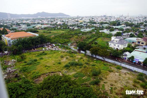 Dân Chí Linh phản đối điều chỉnh quy hoạch đất công viên thành tái định cư - Ảnh 1.
