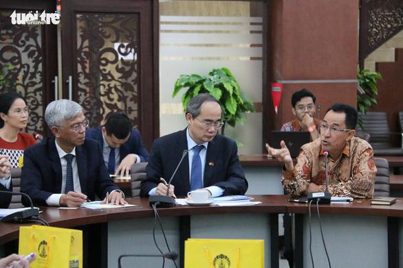 TP.HCM tìm hiểu chính sách tự chủ đại học tại Indonesia - Ảnh 1.