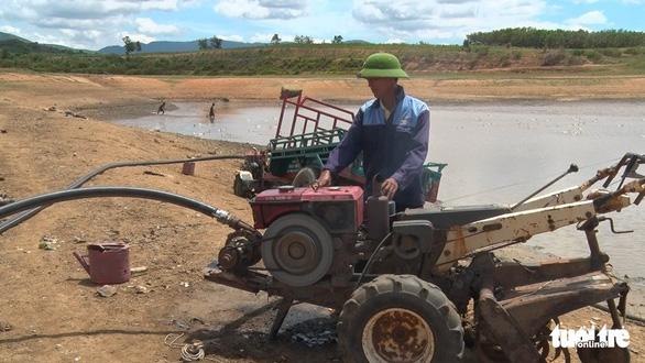 Nghịch lý ở Đắk Lắk: Hơn 1.000ha cây trồng chết khát trong khi nhiều khu vực ngập lụt - Ảnh 9.