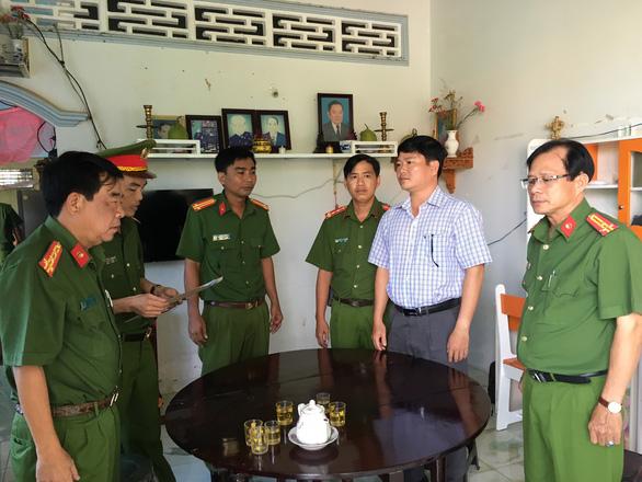 Bắt nguyên chủ tịch và phó chủ tịch UBND thành phố Trà Vinh - Ảnh 2.