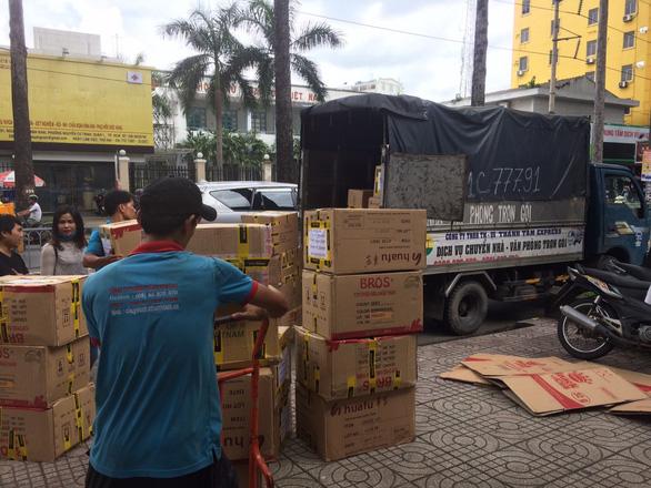 Dịch vụ chuyển nhà trọn gói TPHCM giá rẻ tại Thành Tâm Express - Ảnh 1.