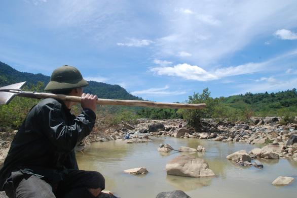 15h chiều nay thủy điện xả, dân Đà Nẵng có nước sinh hoạt - Ảnh 1.