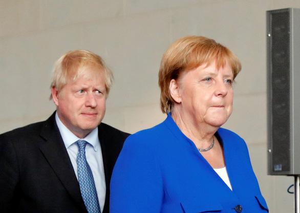 Thủ tướng Đức ra tối hậu thư Brexit cho tân thủ tướng Anh  - Ảnh 1.