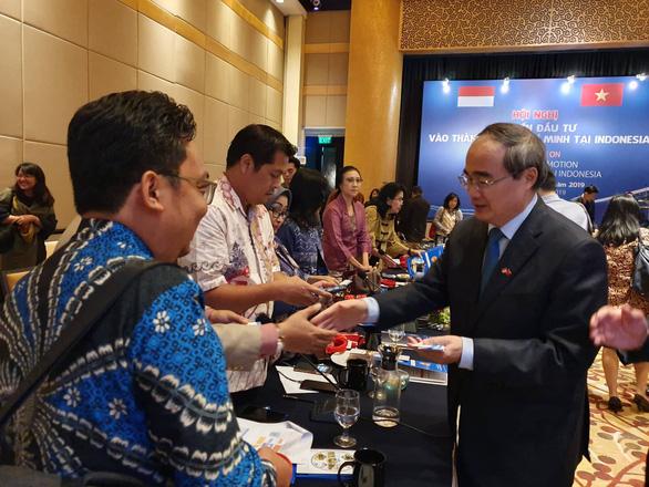 TP.HCM mời doanh nghiệp Indonesia vào đầu tư - Ảnh 1.