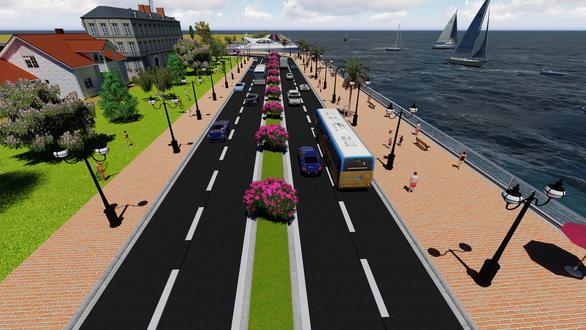 Quảng Ninh làm đường bao biển hơn 1.300 tỉ nối Hạ Long với Cẩm Phả - Ảnh 2.