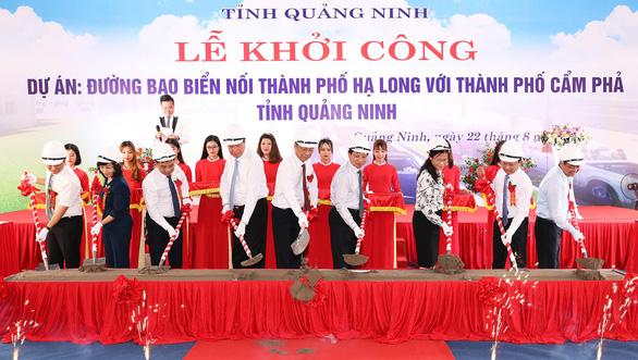 Quảng Ninh làm đường bao biển hơn 1.300 tỉ nối Hạ Long với Cẩm Phả - Ảnh 1.