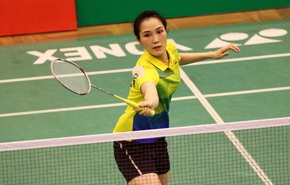 Vũ Thị Trang dừng bước ở vòng 3 giải VĐTG - Ảnh 1.