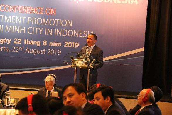 TP.HCM mời doanh nghiệp Indonesia vào đầu tư - Ảnh 3.