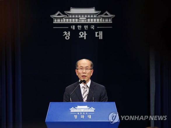 Hàn Quốc chấm dứt hiệp ước chia sẻ thông tin quân sự với Nhật Bản - Ảnh 1.