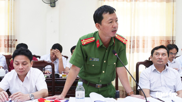 Ngày 25-8 có kết luận vụ tố bé gái 6 tuổi Nghệ An bị xâm hại - Ảnh 2.