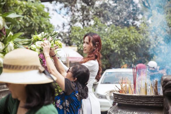 Hoa hậu Phan Thị Mơ: Mình nổi tiếng thì phải góp sức quảng bá du lịch nhiều hơn - Ảnh 8.