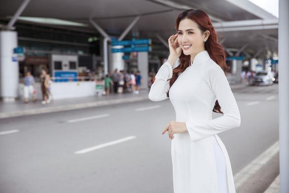 Hoa hậu Phan Thị Mơ: Mình nổi tiếng thì phải góp sức quảng bá du lịch nhiều hơn - Ảnh 11.